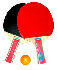 Tennis de Table Raquette Lot 3 Balles et 2