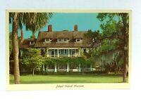 Jekyll Island Georgia Museum Postcard