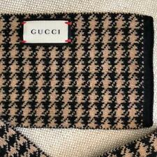 Gucci Wool Narrow Scarf