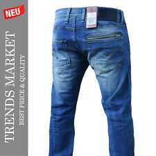 G-STAR ATTACC STRAIGHT LIGHT AGED DESTROY. JEANS / HOSE. Größe: 33/32. NEU