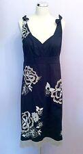 Monsoon V Neck Sleeveless Everyday Dresses for Women