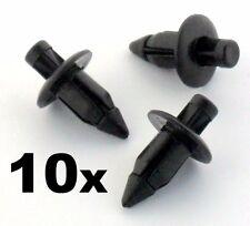 10x Suzuki Plastic Clips for Bike, ATV & Quad Fenders & Covers- 09409-06314-5PK