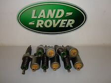 Discovery 2 - Fuel Injectors - Green Tops x 5 - 15p Engine - 60 day Warranty