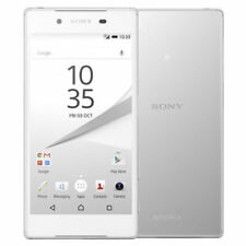 SONY Xperia Z5 LTE E6683 32GB Dual SIM White Unlocked Smartphone