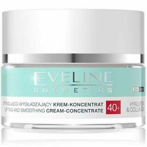 Eveline Hyaluron & Collagen Day and Night Cream 40+ 50ml