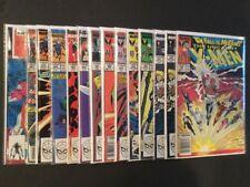 Uncanny X-MEN Lot Of 14 Books, 227-263 (not complete) Marvel Comics