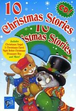 Various Artists - 10 Christmas Stories CD NEW