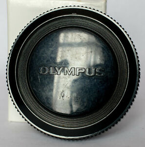 Genuine Olympus OM fit body cap.
