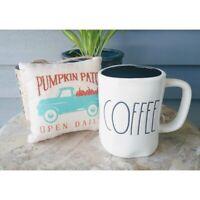Rae Dunn COFFEE Mug Artisan Collection by Magenta Large Coffee Tea Mug New