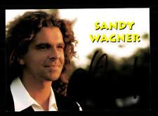Sandy Wagner Autogrammkarte Original Signiert ## BC 92614