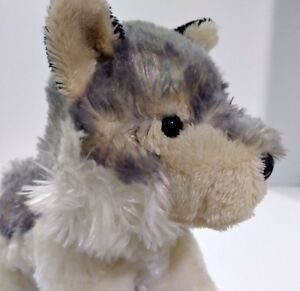"Princess Soft Toys Wolf 7"" new with tags"