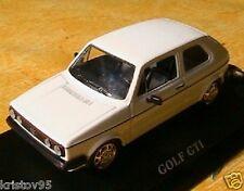 VW VOLKSWAGEN GOLF GTI MK1 BLANCHE WHITE 1/43 SPORT RACING DELPRADO DEL PRADO