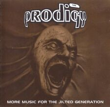 The Prodigy More Music For the Jilted Generation CD New 2008