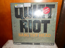 Quiet Riot - Bang Thy Head Laserdisc