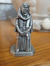 Bib Fortuna from Rotj | Vintage 1990s Star Wars Figure by Rawcliffe Pewter
