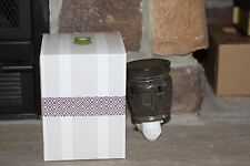 "SCENTSY ""Strata"" Plug-in Wax Warmer Brown"
