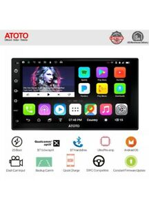 """ATOTO 2 DIN 7"""" Android In Dash Car Navi Radio Stereo -GPS/WiFi/Bluetooth -2G+32G"""