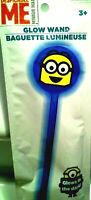 Despicable Me Minion Magic Glow in the Dark Wand Toy NEW!