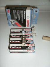 Set of 4 Bosch Platinum 6706 Car Truck Auto Spark Plugs HR8DPP30Y Various Makes