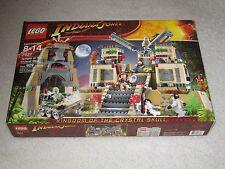 LEGO 7627, Indiana Jones - Temple of the Crystal Skull, 929 Pcs, New