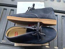 Supreme New York Box Logo Suede Sneakers 11 Mid NYC Rare Vtg Japan SB Boot