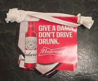 Budweiser Boston Red Sox MLB Pennants Beer Sign 26' - Brand New In Bag!!