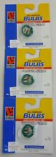 Life Like All Scales All Purpose Screw In Bulbs Pre Wired 2 Pack 14V AC or DC