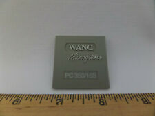 Wang Microsystems PC 350/16S Desktop PC Name Badge / Name Plate