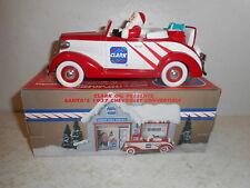 Liberty Classics Clark Oil Presents Santa's 1937 Chevrolet Convertible Bank