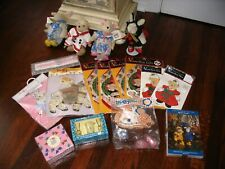 LARGE LOT MUFFY VANDERBEAR ITEMS Clothes, Dolls, Accessories, Puzzle NEW