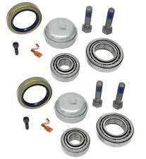 Pair Set 2 Front FAG Wheel Bearings for Mercedes W124 300CE 300E E320 R107 560SL