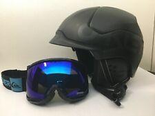 Oakley Mod 5 Ski/Snowboarding Helmet  (S)  51-55 cm / Quicksilver Hubble Goggles