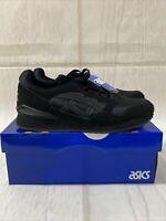 Asics Gel-Atlantis Mens Running Trainers Fitness Gym Shoes - UK8.5 Black/black