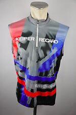 Gonso Radtrikot Trikot cycling jersey maglia Gr. XL 56cm Keiper Recaro G03