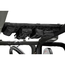 Smittybilt G.E.A.R. MOLLE Overhead Console & 6 Pouches 97-06 Jeep Wrangler TJ LJ