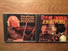 Stephane Cél [2 CD Albums] Django + Jean-Luc Ponty 1972 1973
