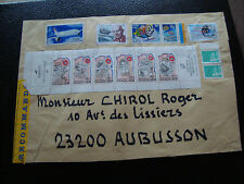 FRANCE - enveloppe 24/11/2001 (Z6) french