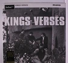 KINGS VERSES: Kings Verses LP NEW SEALED back beat records garage punk FUZZ rock