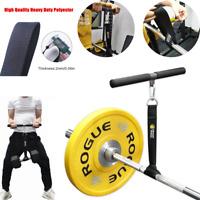 T Bar Row Landmine Multi Grip Attachment Best Home Gym Mirror Workout Equipment