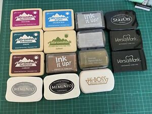 ink pads for stamping 15 Batch
