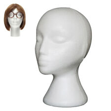 Mannequin Head with Female Face 21 inch FD18