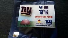 STOP AND SHOP NEW YORK GIANTS TEAM PIN