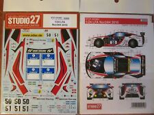 DECAL: 1/24 S27867 2010 GAZOO RACING LEXUS LFA NURBURGRING 24HR