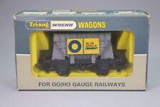 ZA1251 Triang Wrenn Wagon Ho/OO W4626P Tremie a ciment gris Blue Circle Cement