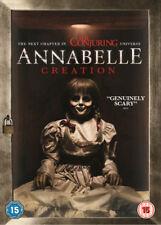 Annabelle - Creation DVD (2017) Stephanie Sigman, Sandberg (DIR) cert 15