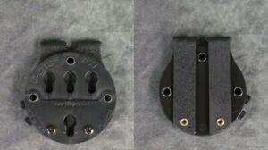 G-Code RTI Holster Battle Belt Molle Mounting Platform Adapter System Black