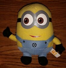 Despicable Me 2 Minion Dave Cute Stuffed Animal Plush Toy