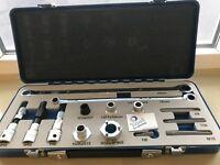 Last One Laser Alternator Pulley Tool Set Spline M10 T50 Star H10 Spanners