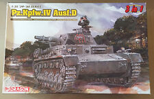 DRAGON 6265 - Pz.Kpfw.IV Ausf.D (3 in 1) - 1/35 PLASTIC KIT