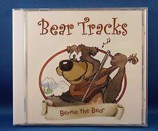 BRENT HOLMES Fun Tunes for Kids BEAR TRACKS CD + 9 Goofy Christmas Songs NEW